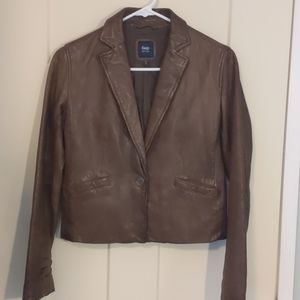 GAP Edition | Leather Blazer